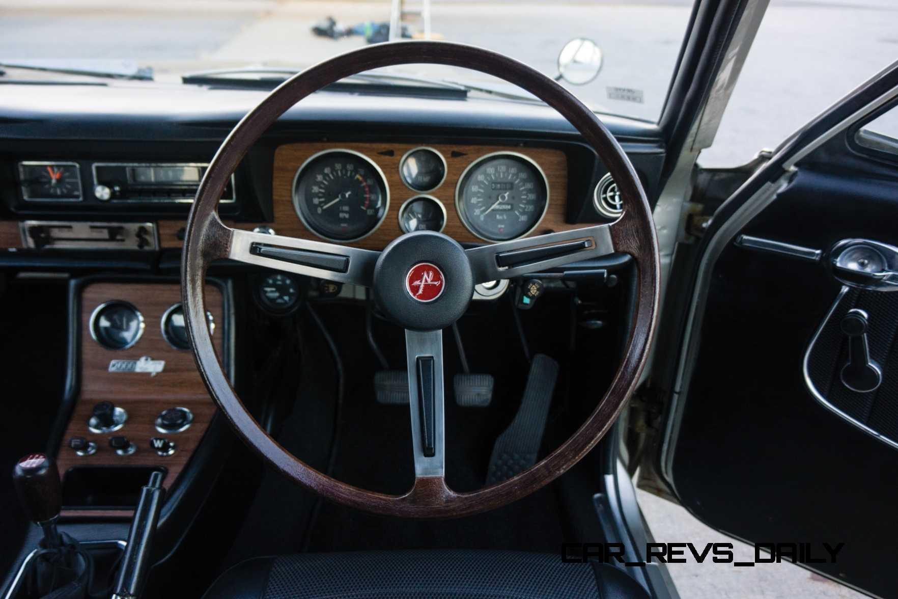 1970 Nissan Skyline 2000 GT-R Hakosuka