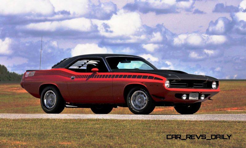 1970 Plymouth AAR Cuda 12