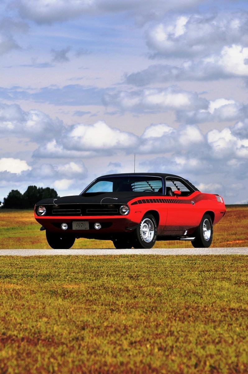 1970 Plymouth AAR Cuda 16