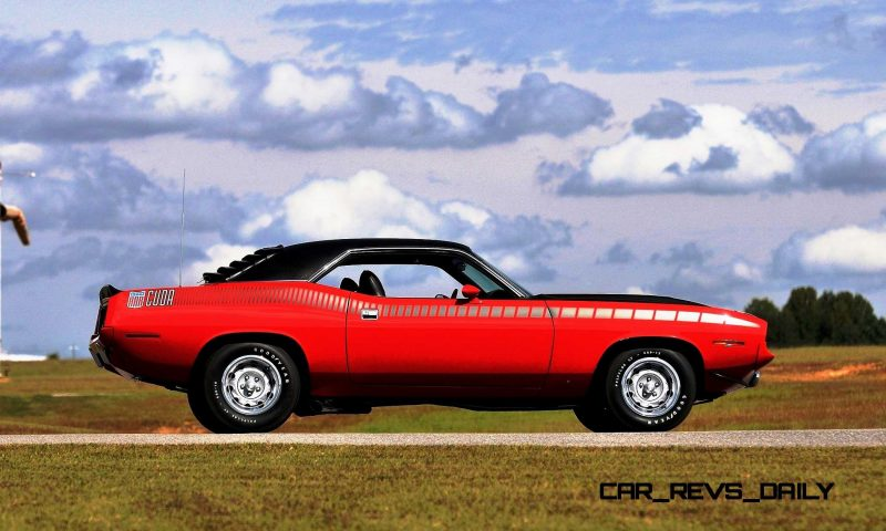 1970 Plymouth AAR Cuda 2