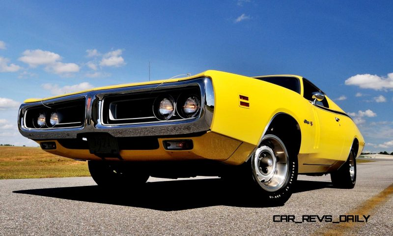 1971 Dodge Hemi Charger RT Lot R216 11