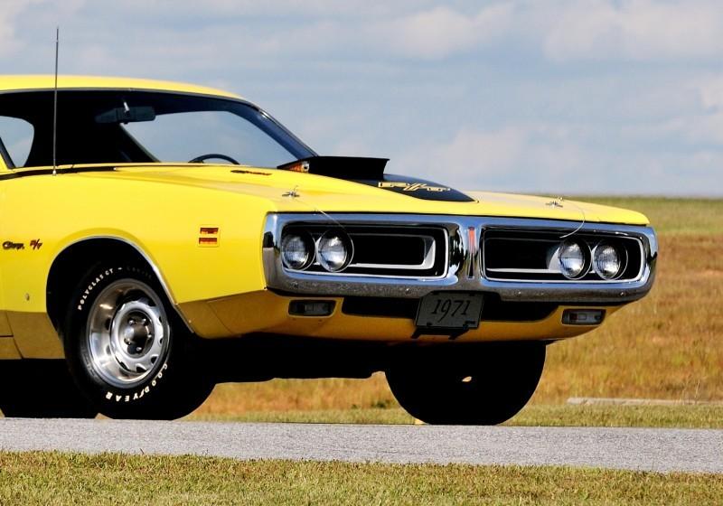 1971 Dodge Hemi Charger RT Lot R216 12