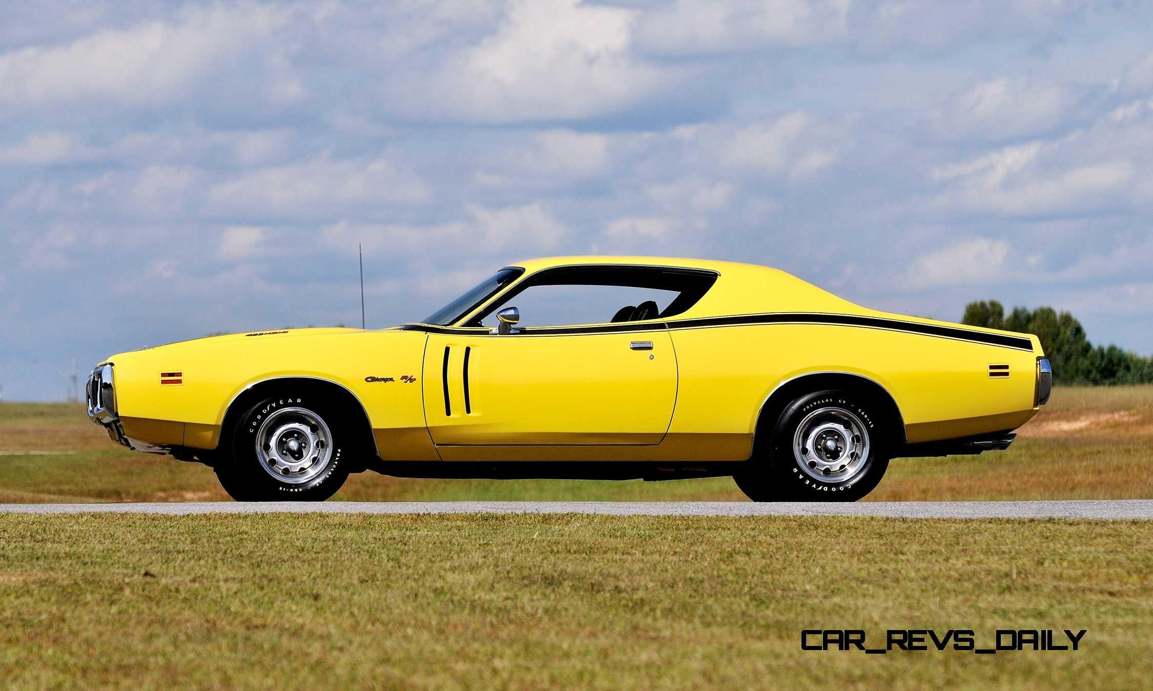 1971 Dodge Hemi Charger Rt Lot R216