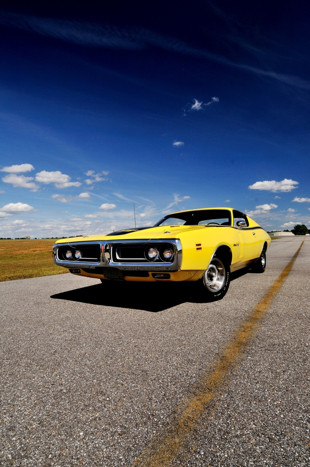 1971 Dodge Charger: 1971 Dodge Hemi Charger RT Lot R216 12 » Car-Revs-Daily.com