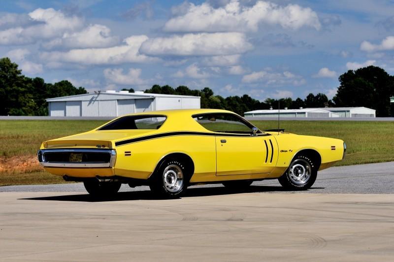 1971 Dodge Hemi Charger RT Lot R216 3