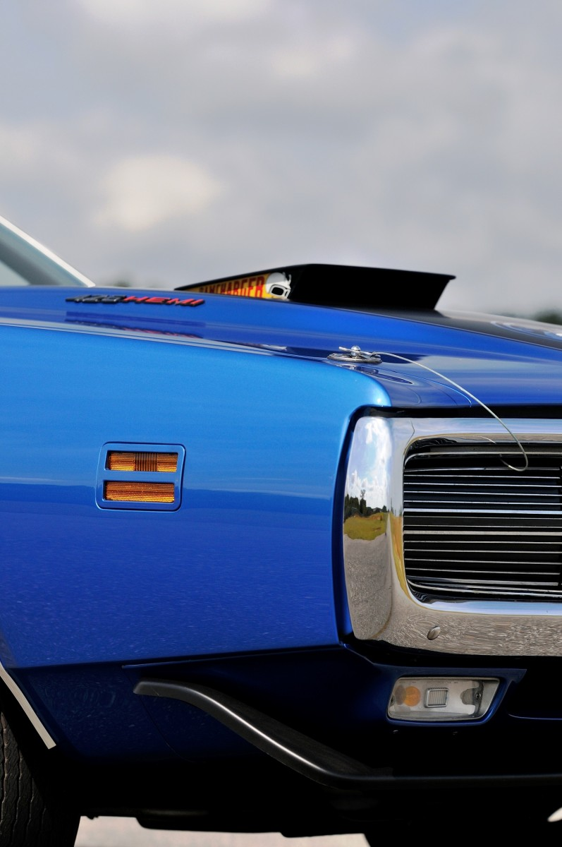 1971 Dodge Charger: 1971 Dodge Hemi Super Bee Lot R212 17