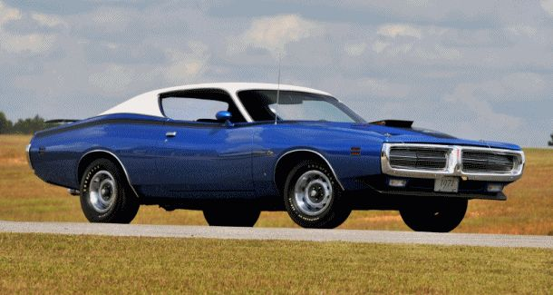 1971 Dodge Hemi Super Bee - Lot R212