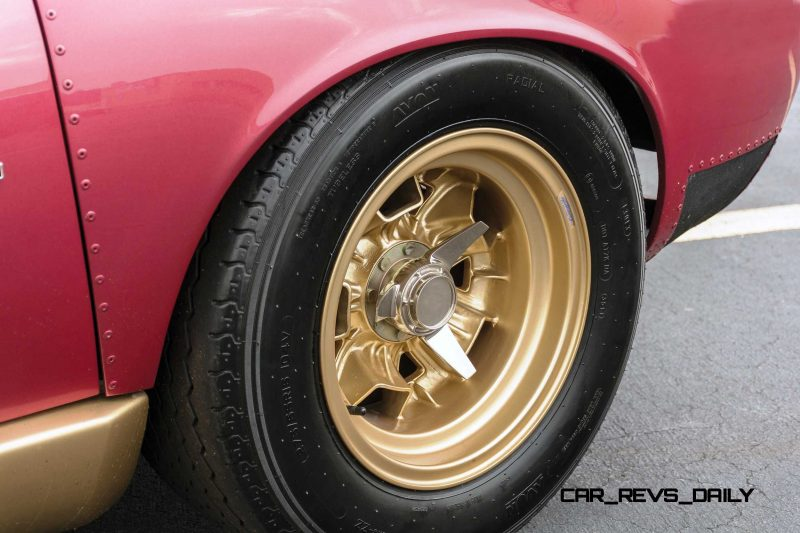 1971 Lamborghini Miura SV Jota 12