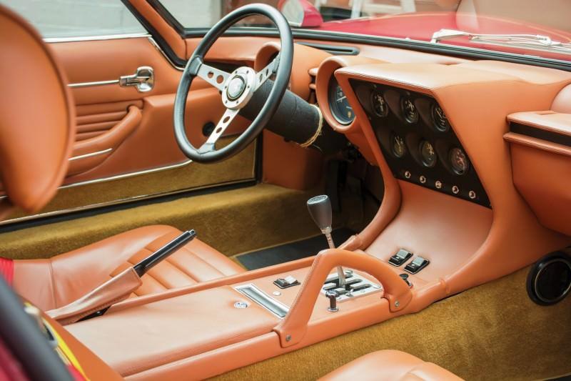 1971 Lamborghini Miura SV Jota 22