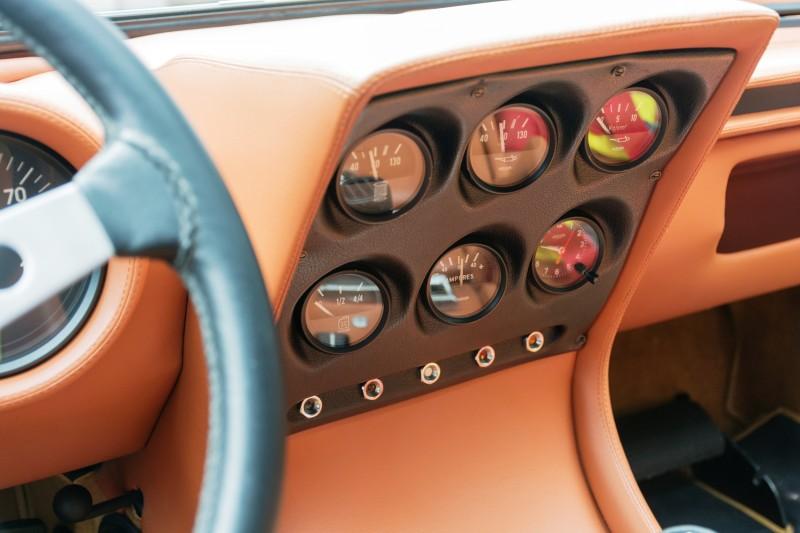 1971 Lamborghini Miura SV Jota 26