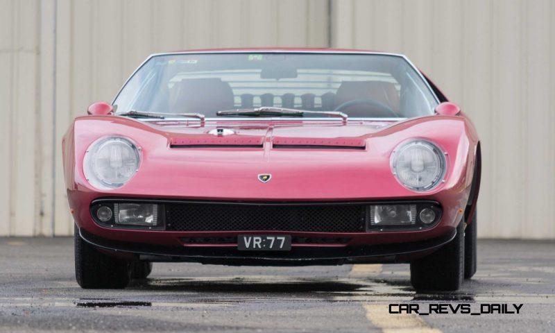 1971 Lamborghini Miura SV Jota 27