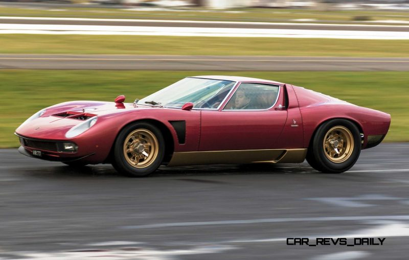 1971 Lamborghini Miura SV Jota 29