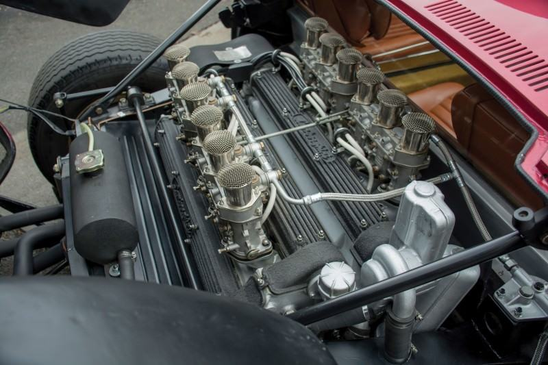 1971 Lamborghini Miura SV Jota 3