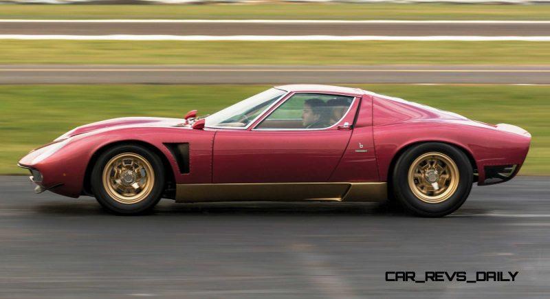 1971 Lamborghini Miura SV Jota 30