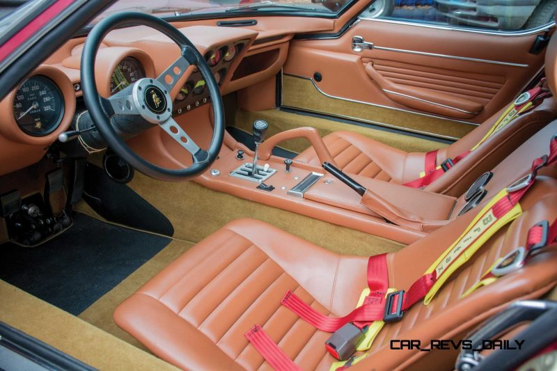 1971 Lamborghini Miura SV Jota 4