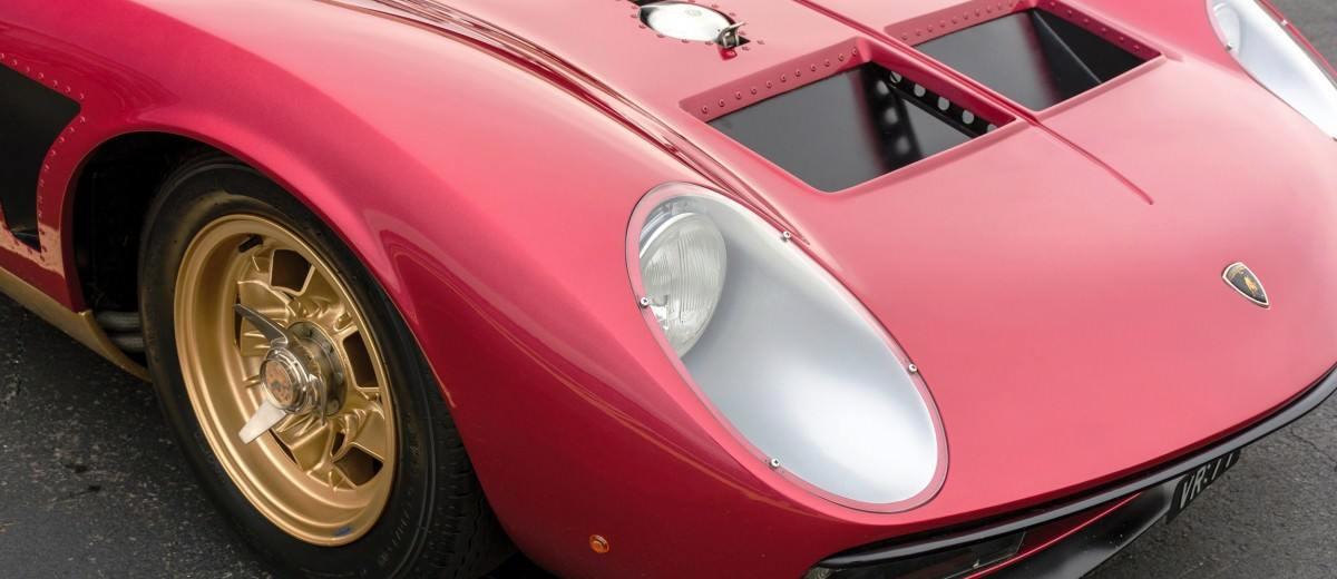 1971 Lamborghini Miura SV Jota 8