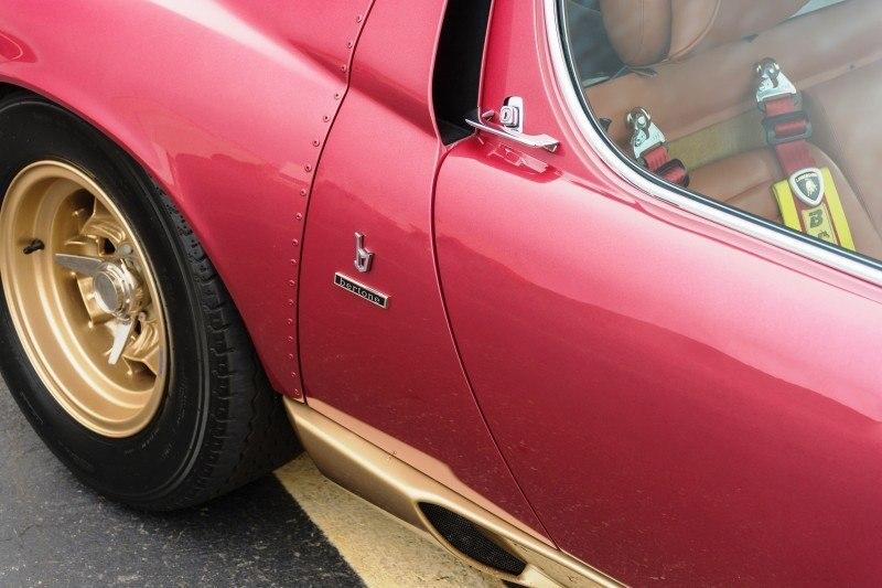 1971 Lamborghini Miura SV Jota 9