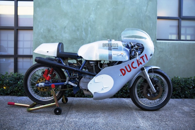 1973 Ducati 750 SS Imola Desmo Recreation 1