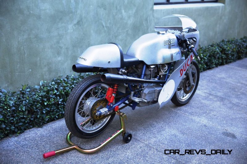 1973 Ducati 750 SS Imola Desmo Recreation 2