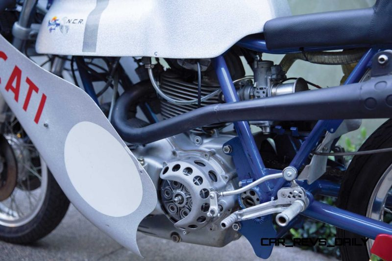 1973 Ducati 750 SS Imola Desmo Recreation 3