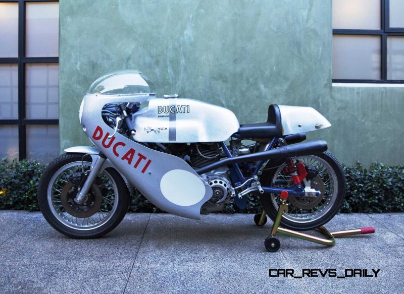 1973 Ducati 750 SS Imola Desmo Recreation 5