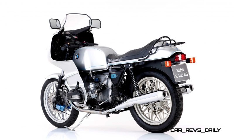 1976 BMW R100RS 3
