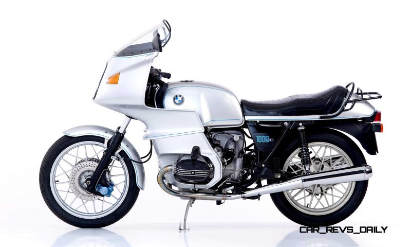 1976 BMW R100RS 6