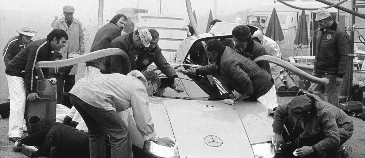 1977 Mercedes-Benz C111-III Diesel 9