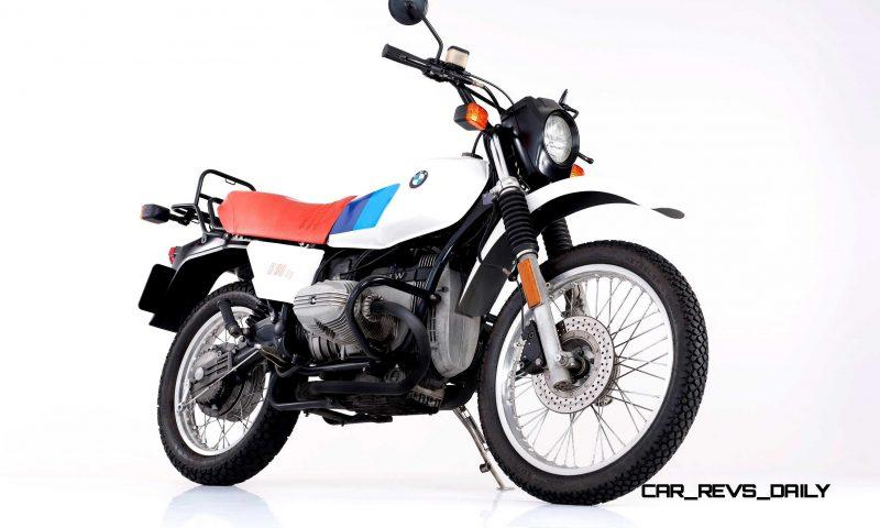 1980 BMW R80 GS 1