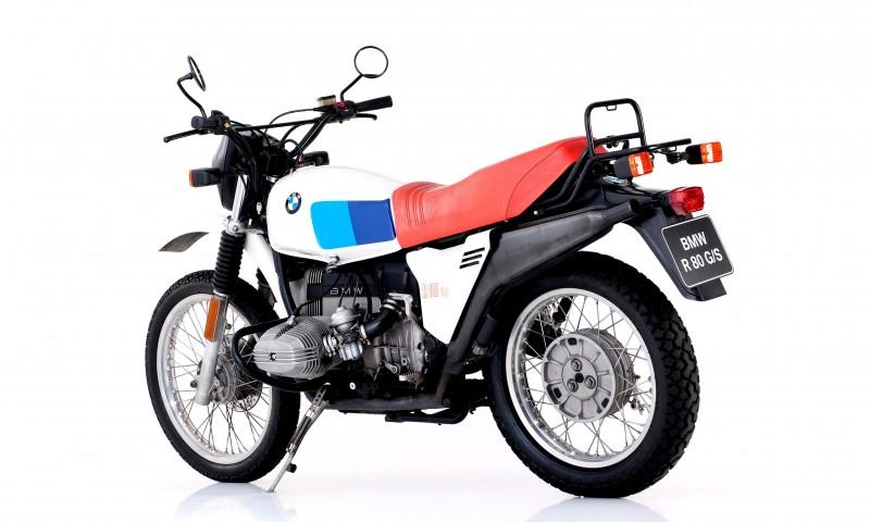 1980 BMW R80 GS 3