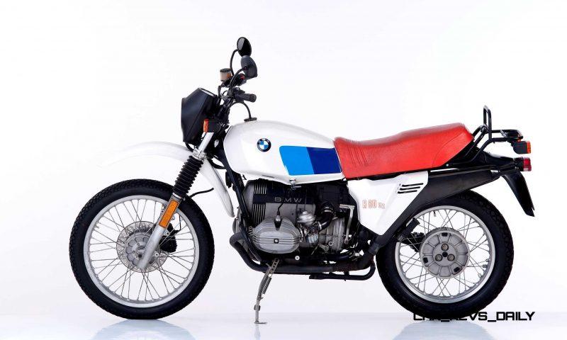 1980 BMW R80 GS 6