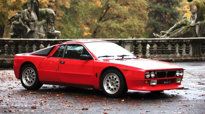1982 Lancia 037 Stradale 1