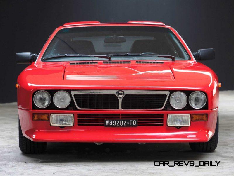 1982 Lancia 037 Stradale 16