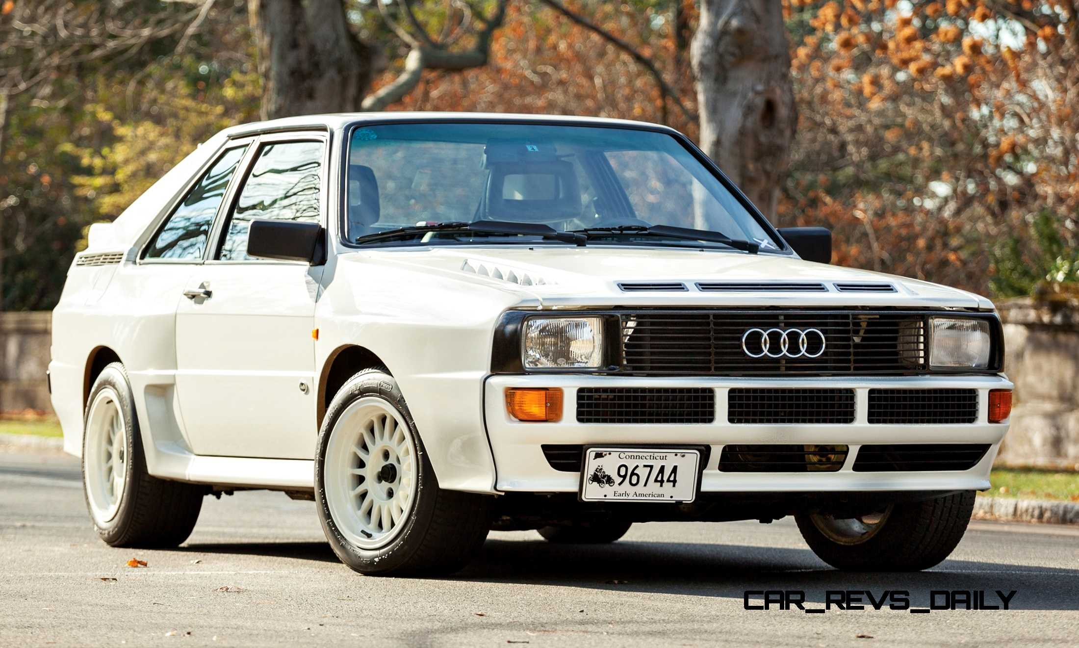 Rally Car Racing >> RM Arizona 2015 Preview - 1984 Audi Sport Quattro
