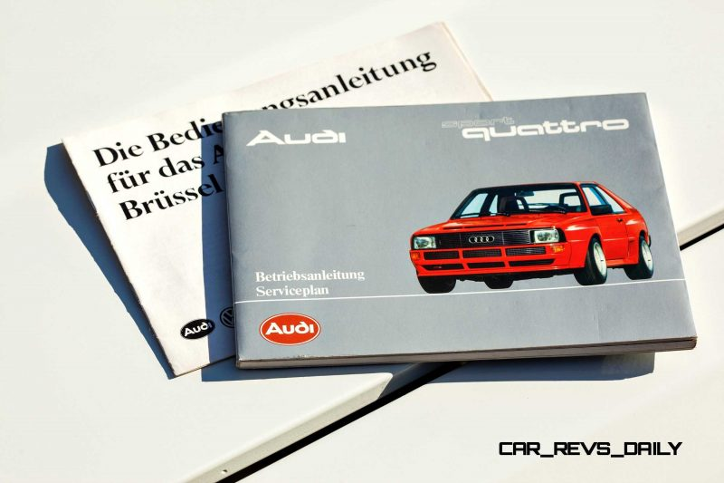 1984 Audi Sport Quattro 18