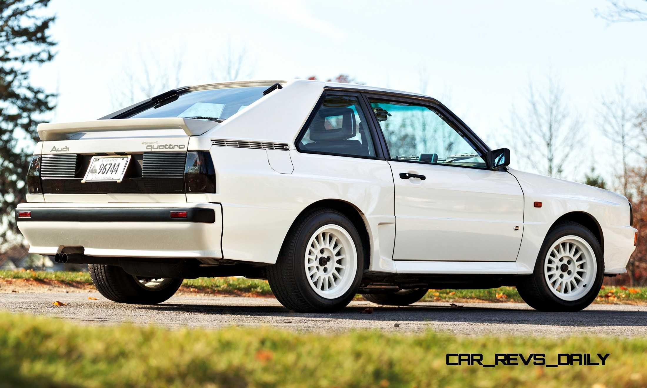 Awd Sports Cars >> RM Arizona 2015 Preview - 1984 Audi Sport Quattro