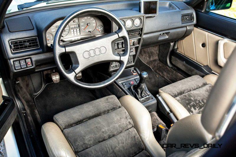 1984 Audi Sport Quattro 4