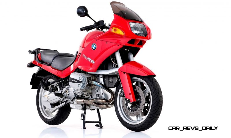 1993 BMW R1100 RS 1