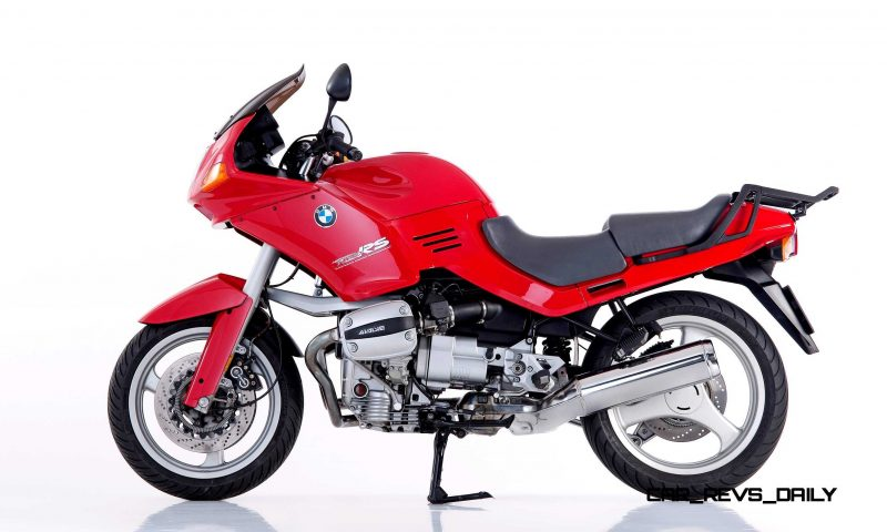 1993 BMW R1100 RS 3