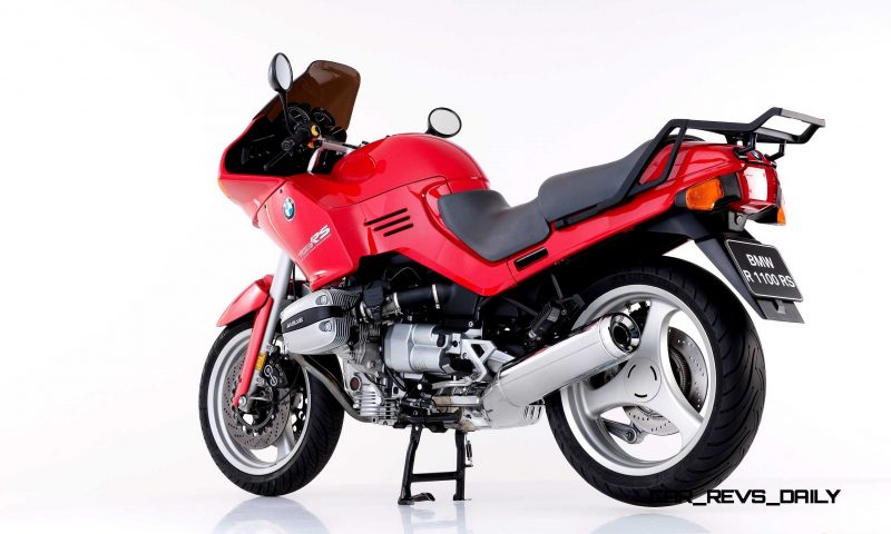 1993 BMW R1100 RS 4