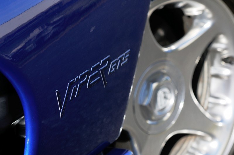 1996 Dodge Viper GTS Coupe 10