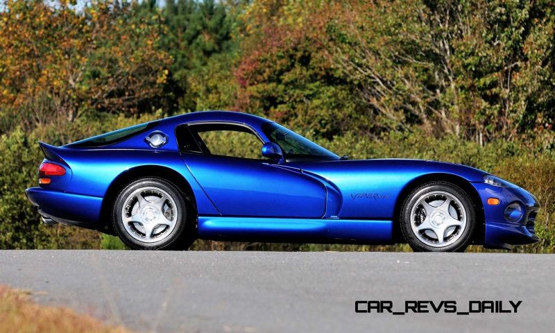 1996 Dodge Viper GTS Coupe 2
