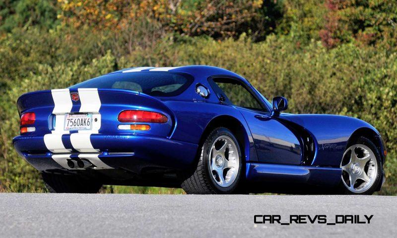 1996 Dodge Viper GTS Coupe 3