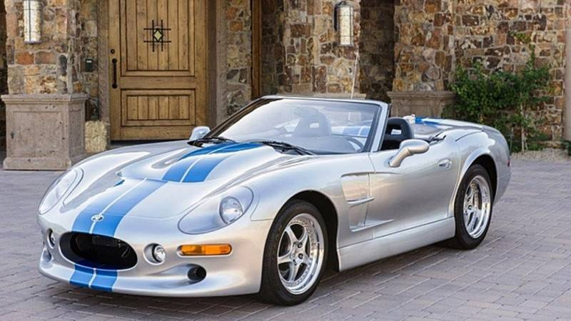 1998 Shelby Series 1 1