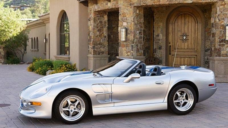 1998 Shelby Series 1 4