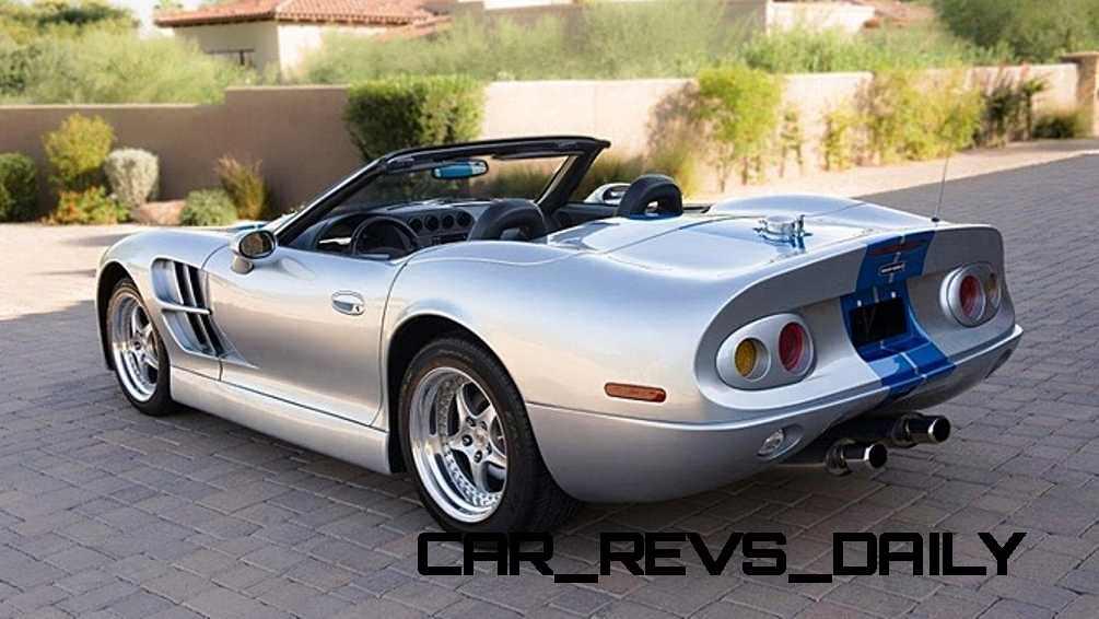Mecum Austin 2014 Preview Brief 1998 Shelby Series 1