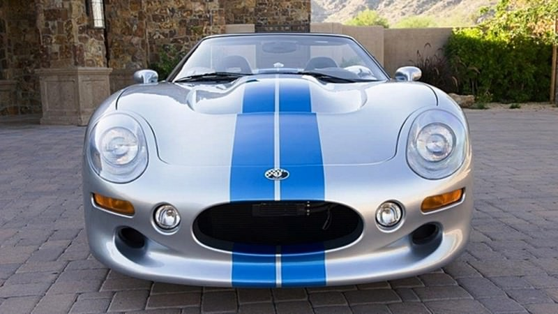 1998 Shelby Series 1 6