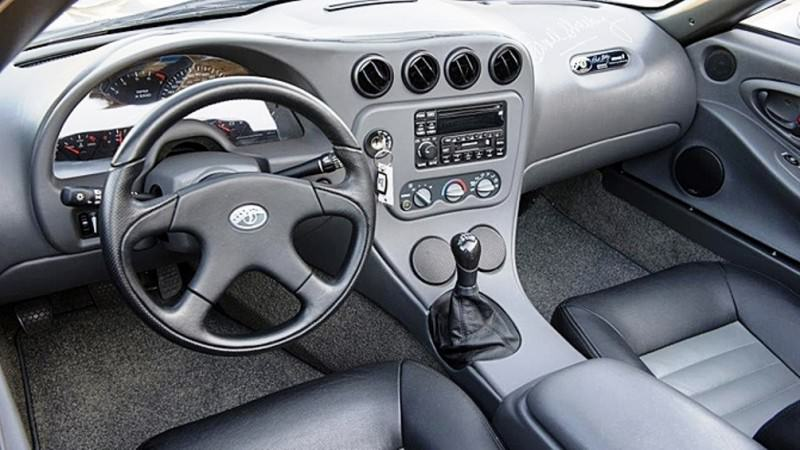 1998 Shelby Series 1 7