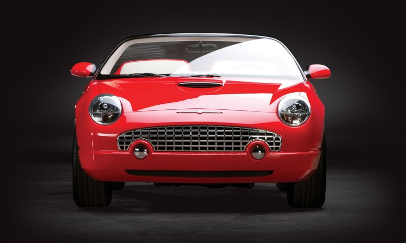 2001 Ford Thunderbird Sports Roadster Concept  14