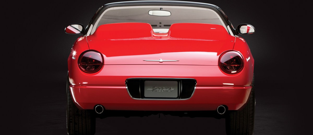 2001 Ford Thunderbird Sports Roadster Concept  15